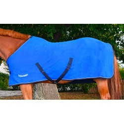 Chemise polaire cheval