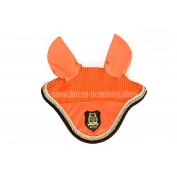 Bonnet cheval orange