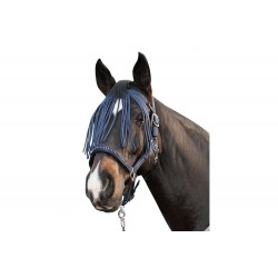 franges anti mouches insectes cheval